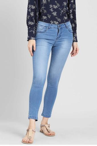DEVIS -  Light Blue Jeans & Leggings - Main
