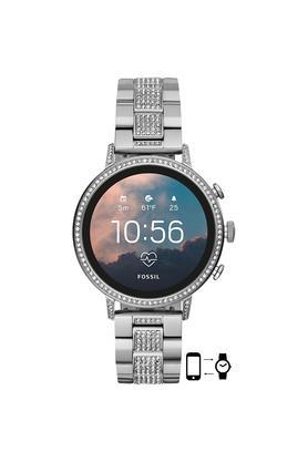 Unisex Gen 4 Venture HR Stainless Steel Touchscreen Smart Watch - FTW6013