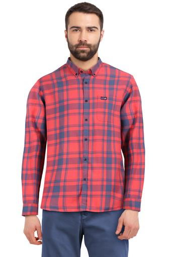 U.S. POLO ASSN. DENIM -  Coral Shirts - Main