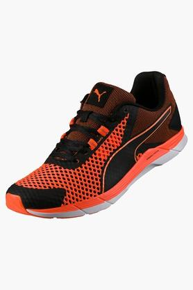 PUMA Mens Mesh Lace Up Sports Shoes - 203246460
