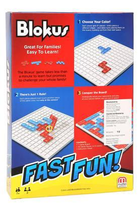Unisex Blokus Fast Fun Game