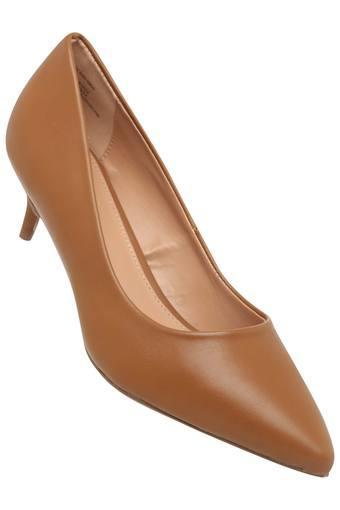 Womens Formal Wear Slip On Pump Shoes