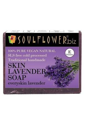 SOULFLOWERLavender Handmade Soap