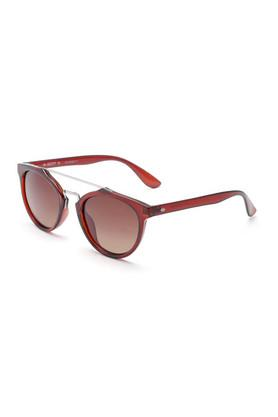 Womens Full Rim Round Sunglasses - 4759 C2 S