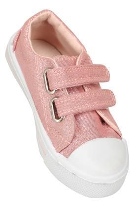 73823811b7c X MOTHERCARE Girls Velcro Closure Sneakers