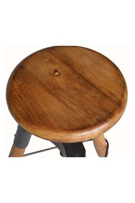 Brown Harigton Bar Stool