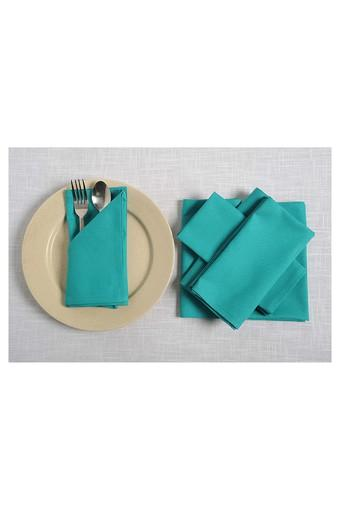 SWAYAM -  Aqua Kitchen & Table Linen - Main