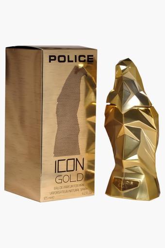 Icon Gold Eau De Parfum For Women - 125ml