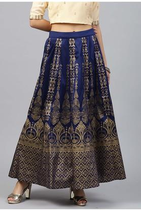 JUNIPER Womens Printed Long Skirt - 204873931_9324