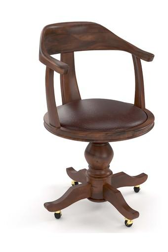 Walnut Heritage Chair