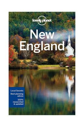 Lonely Planet New England (Travel Guide)