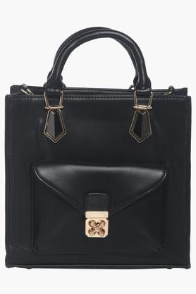 PEPERONEWomens Zipper Closure Satchel Handbag - 204024381_9212