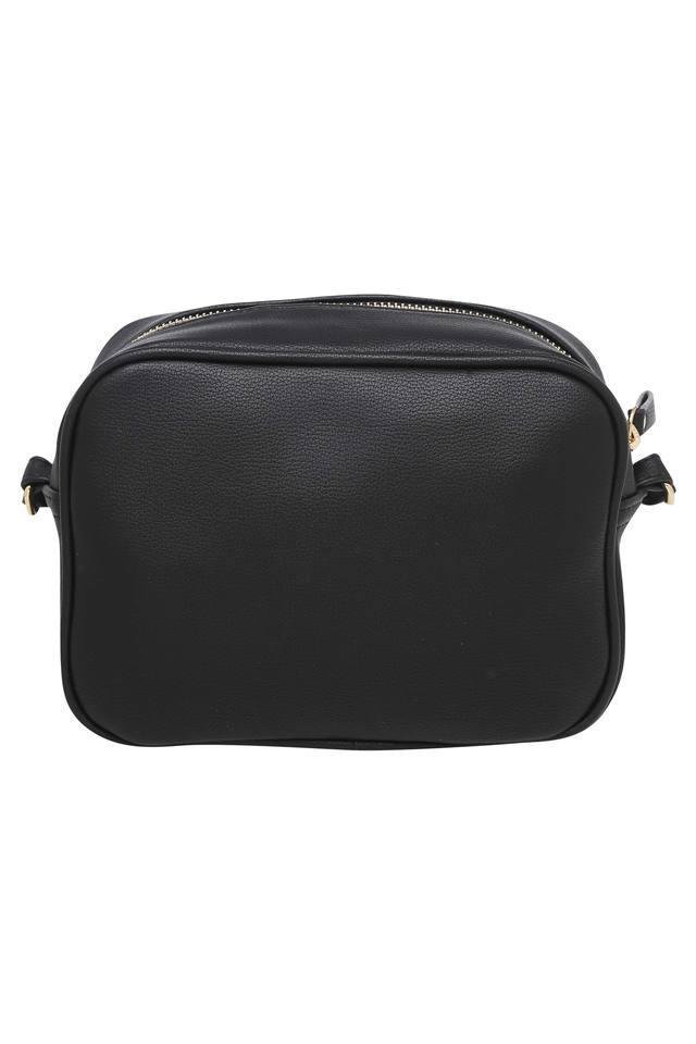 Mens Zip Closure Sling Bag