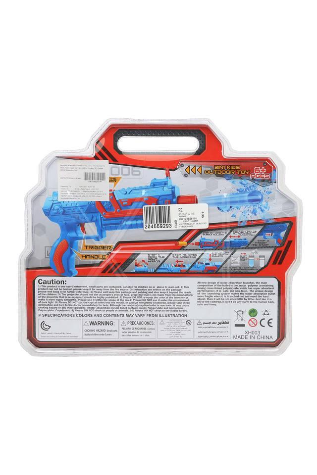 Unisex Water Bullet Super Gun