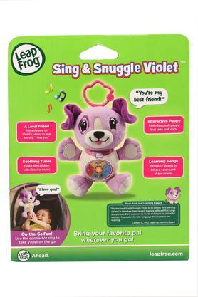Unisex Sing and Snuggle Puppy