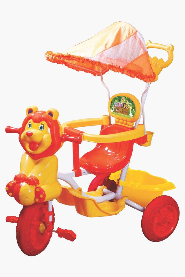 Baby Lion Tricycle