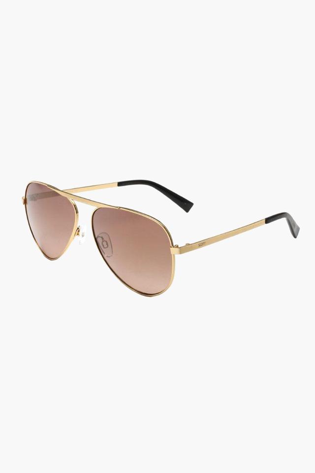 Mens Aviator Polycarbonate Sunglasses - 2054 C2 S