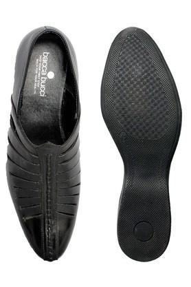 Mens PU Slipon Loafers