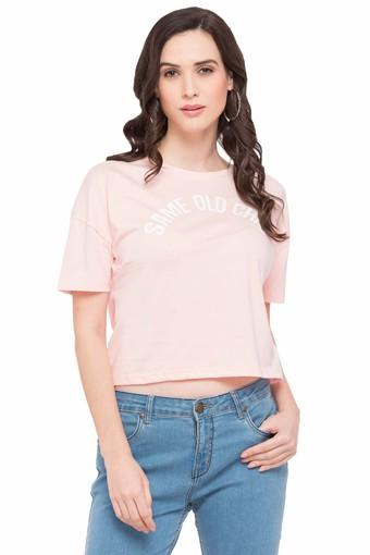 LIFE -  Pink Tops & Tees - Main