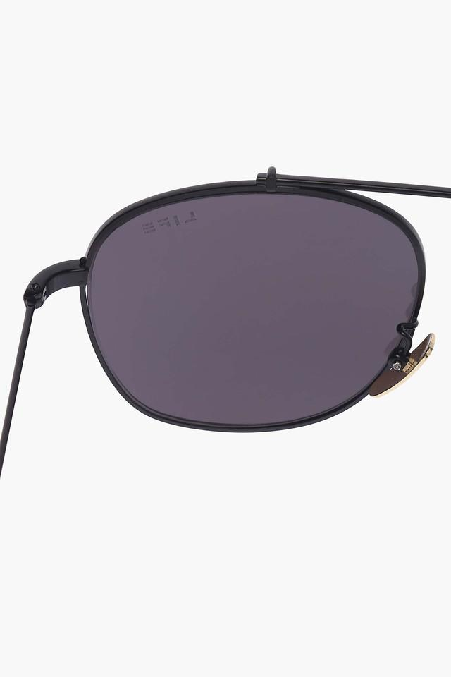 Unisex Non Polarized Aviator Sunglasses LIO27C10