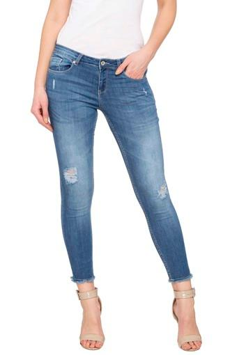 LIFE -  Denim Indigo LightJeans & Leggings - Main