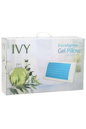 Rectangular Solid Contour Gel Pillow