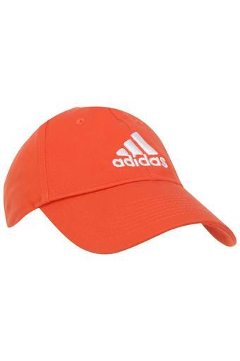 Mens Solid Applique Cap