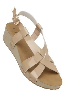 LAVIEWomens Casual Wear Buckle Closure Wedges - 202520550_9111
