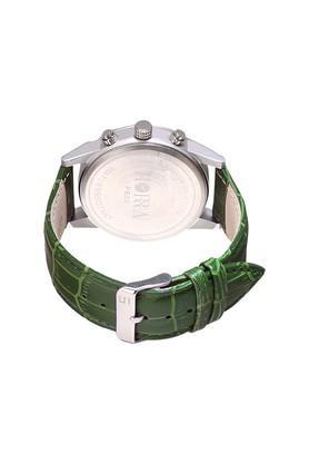 Mens Corona Series Green Dial Analog Watch - PB817MLGN57
