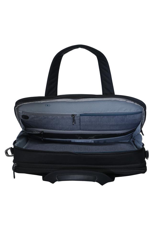 Unisex Zipper Closure Laptop Sling Bag