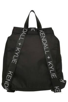 Womens Drawstring Closure Mini Backpack