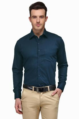 d2d261e84 Shirts for Men - Avail Upto 40% Discount on Casual & Formal Shirts ...