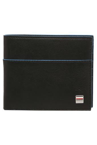 TOMMY HILFIGER -  Black Wallets - Main