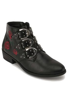 TRUFFLE COLLECTIONWomens Casual Wear Zipper Closure Boots - 204066853_9212