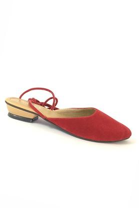 Womens Casual Wear Tie Up Flats