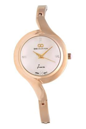 Womens Round Dial Analogue Watch - G2120-44