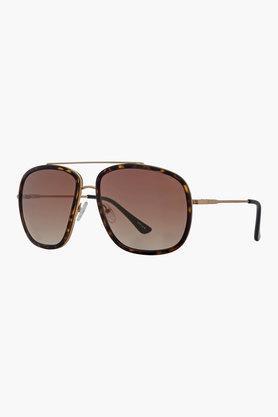 OPIUMUnisex Navigator Gradient Sunglasses