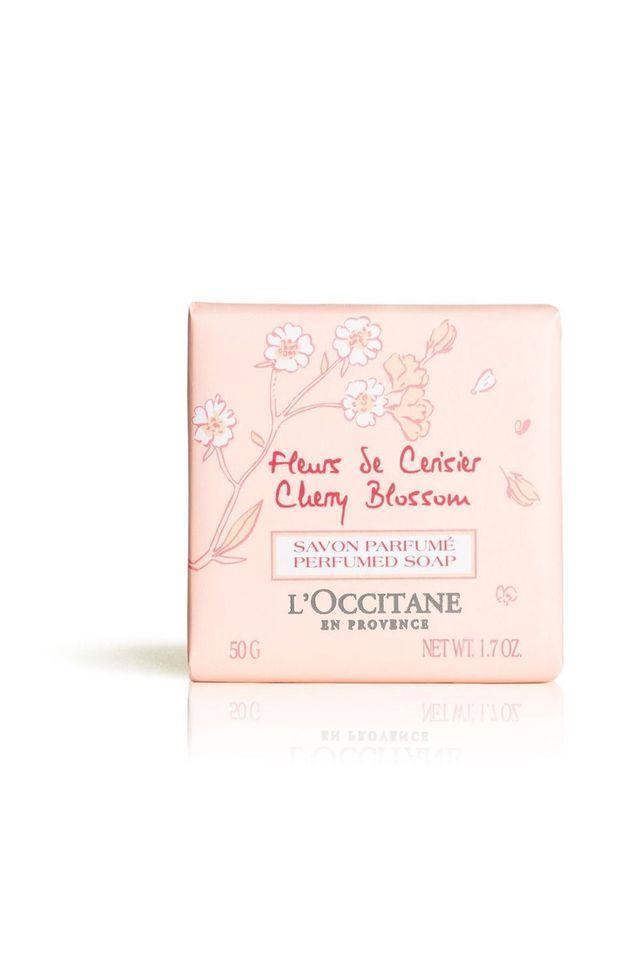 Cherry Blossom Fleurs De Cerisier Soap - 50g