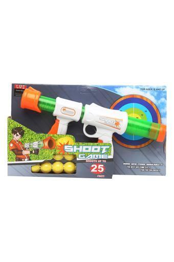 Unisex Sharp Shooter Gun with Balls