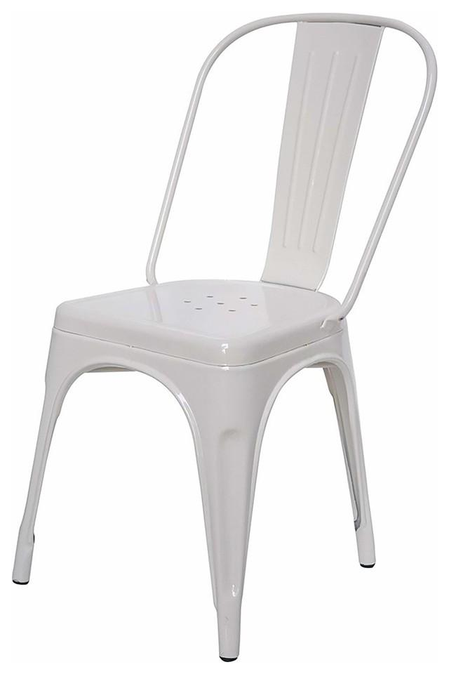 White Stylo Chair