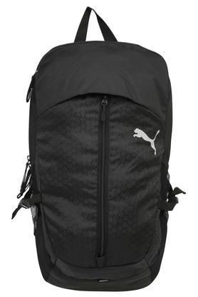 Mens 3 Compartment Zipper Closure Backpack