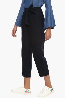 RS BY ROCKY STAR - NavyTrousers & Pants - 2