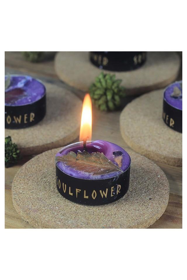 Lavender Essential Oil T-Light Candle Pack of 25