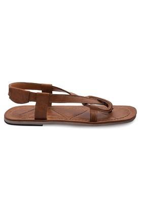 Mens PU Slipon Sandals