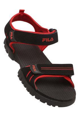 FILAMens Synthetic Velcro Closure Sandals - 202229097_9212