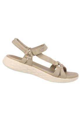 Womens Casual Wear Velcro Closure Sandals