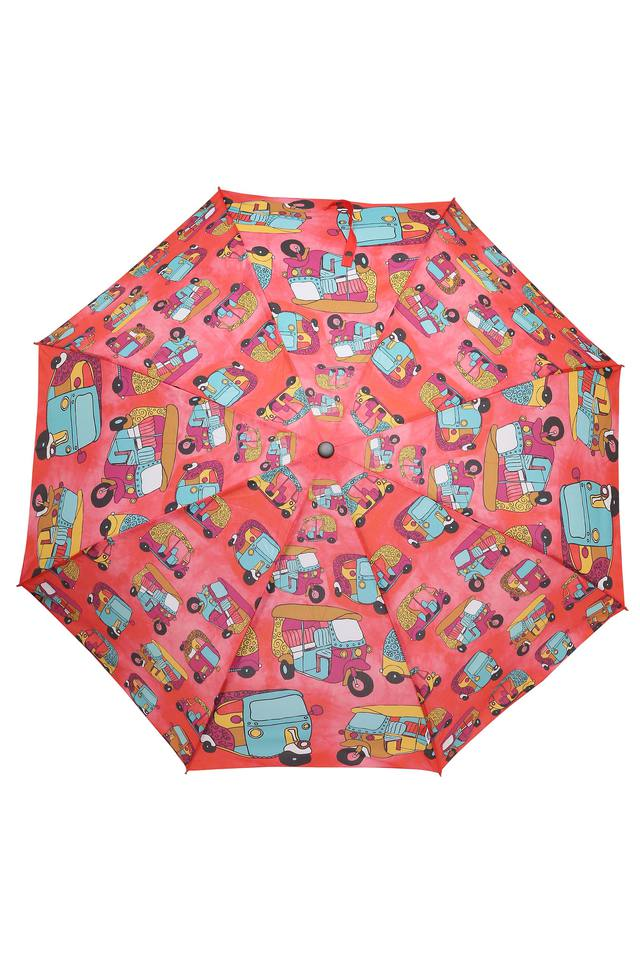 Unisex 3 Fold Auto Open Umbrella