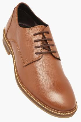 VETTORIO FRATINI Mens Leather Lace Up Derby