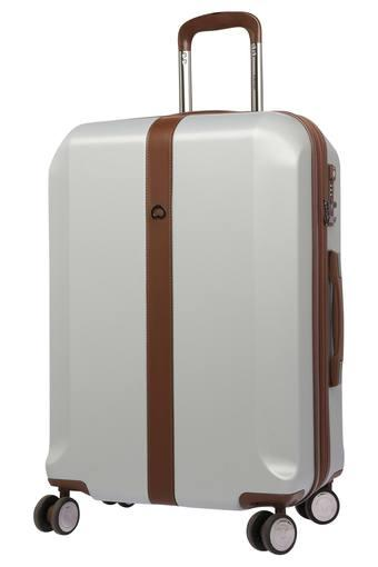 DELSEY -  Silver GreyHard Luggage - Main