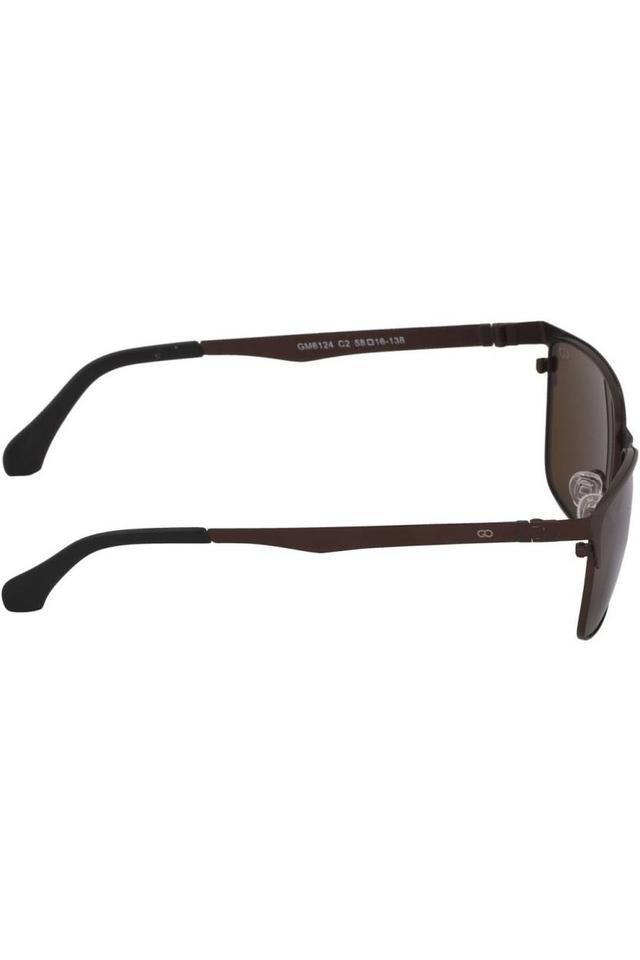 Mens Regular Polycarbonate Sunglasses